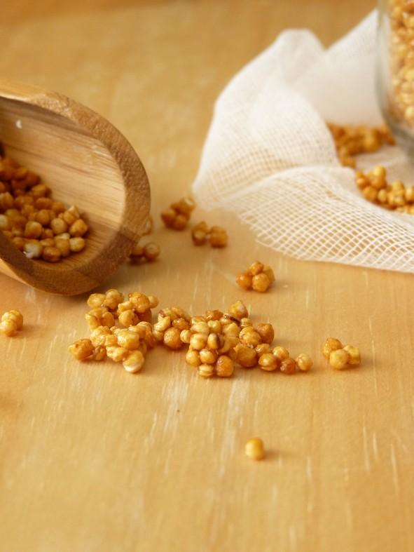 Quinoa souffle caramelise4