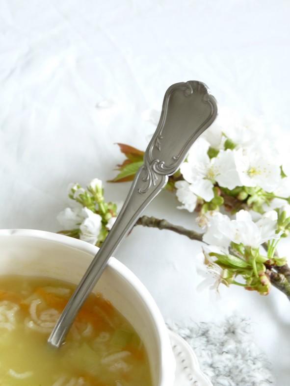 Soupe de riz légumes3