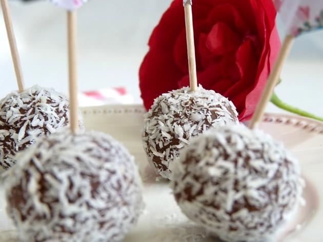 Truffes cocolatées1