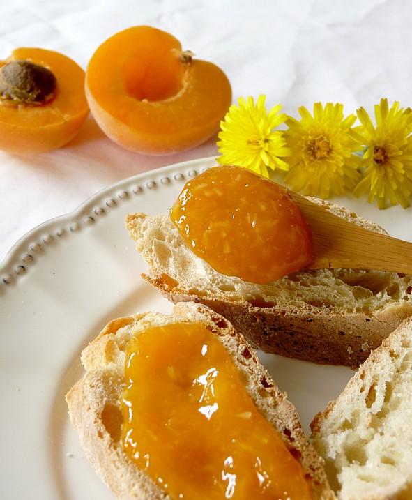 Confiture abricot coco2