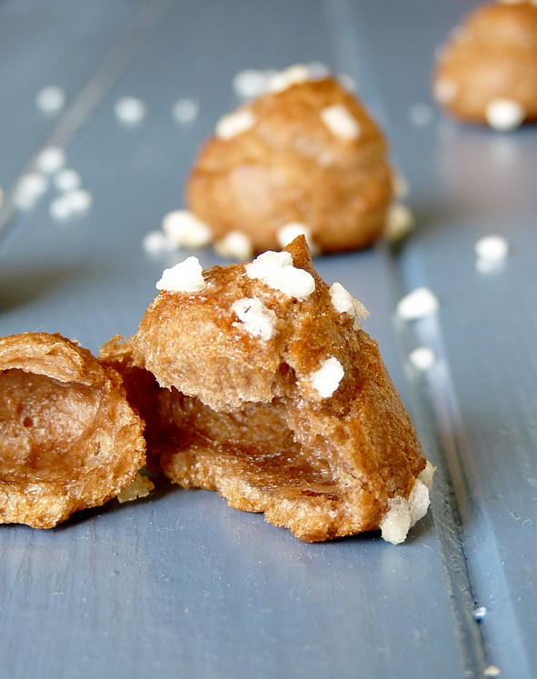 Chouquettes chocolat2