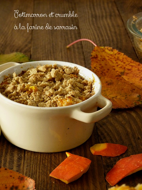 potimarron et crumble sarrasin5