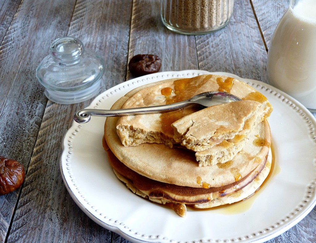 Pancake noisettes1