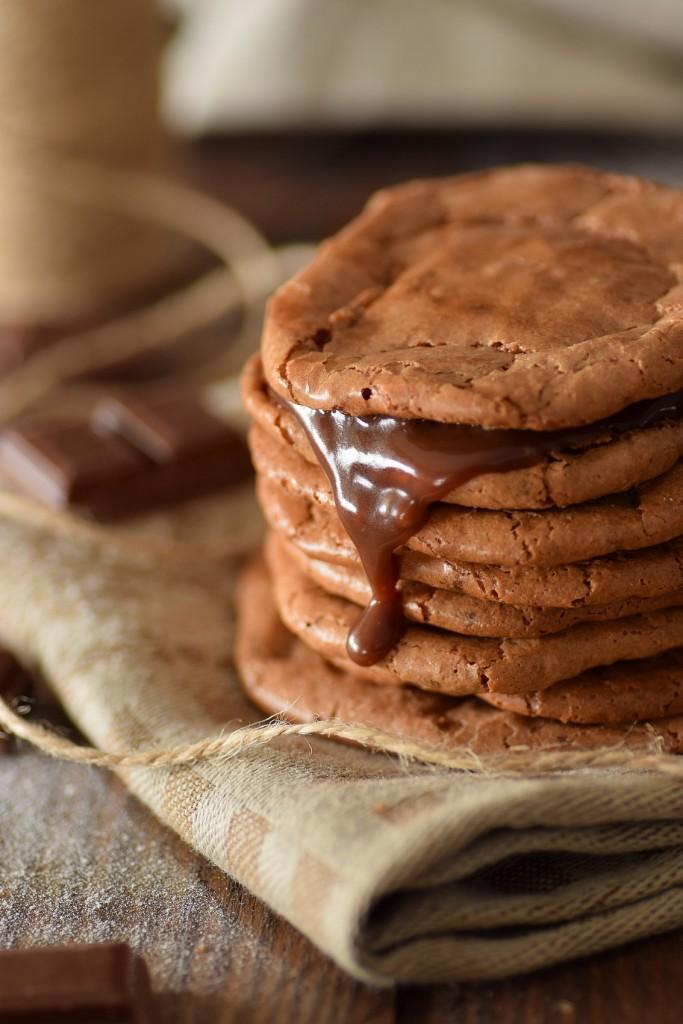 macarons chocolat3