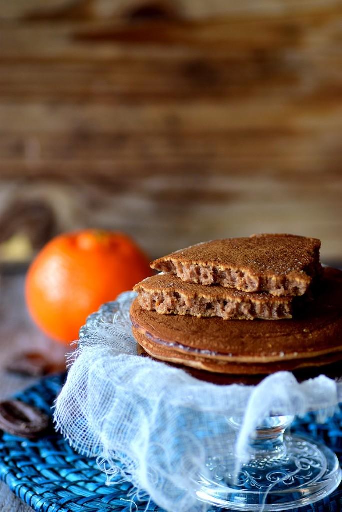 pancake choco clémentine5