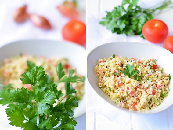 Salade semoule tomate olive3