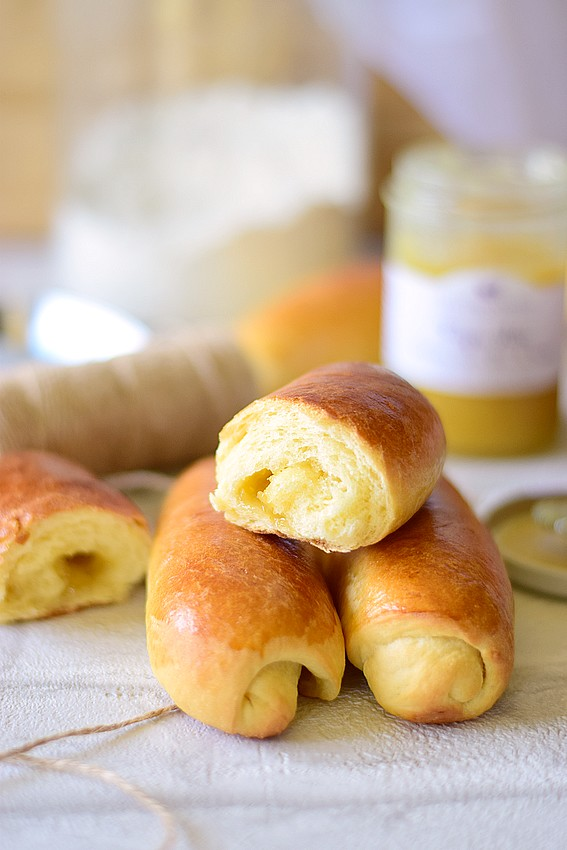pain au lait confiture2