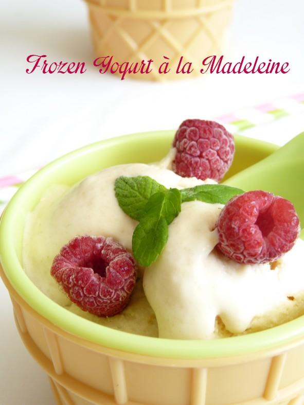 Frozen Yogurt Madeleine6