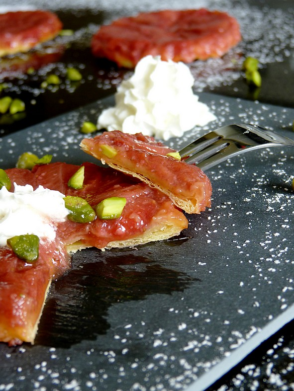 Tatin de fraises5