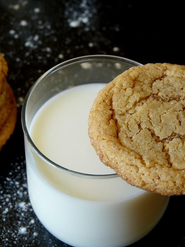 Cookies beurre de cacahuète2