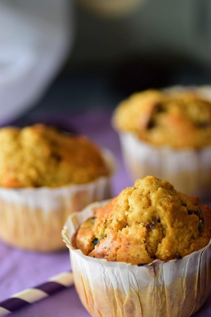Muffins noisettes et pruneaux2