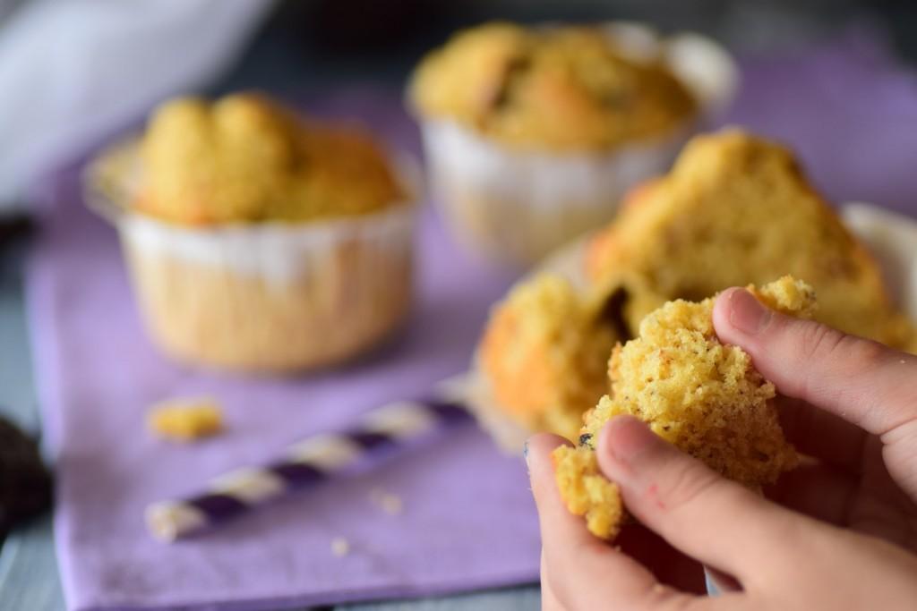 Muffins noisettes et pruneaux5
