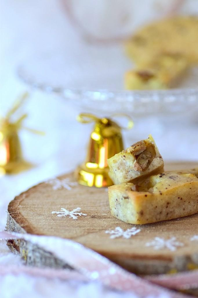 Financiers pomme foie gras6