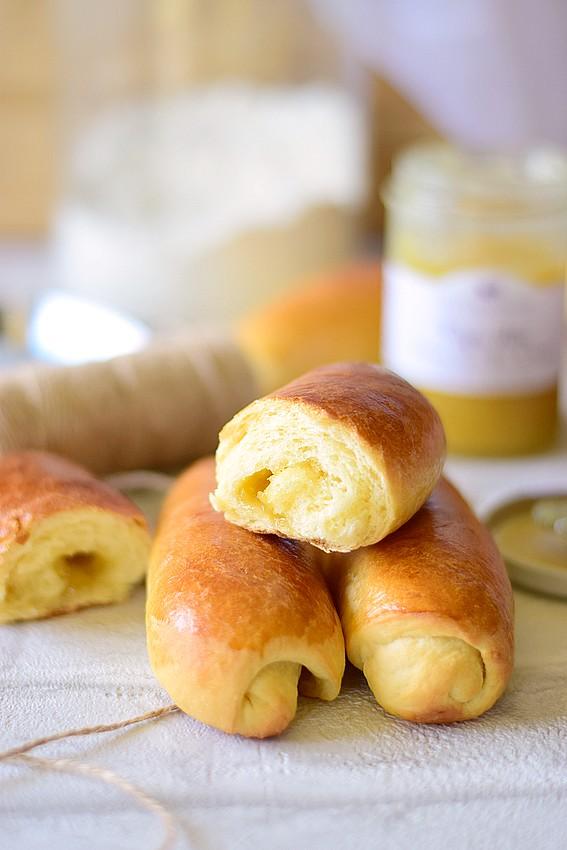 pain au lait confiture2